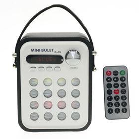 Ασύρματο Ηχείο Bluetooth για Smartphones - Mini Bulet P-13
